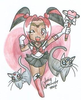 Chibi Sailor Janice
