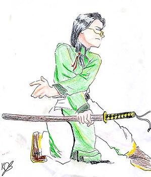 Citan, swordsmaster