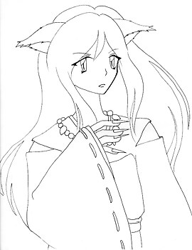 DG style Inuyasha (request)