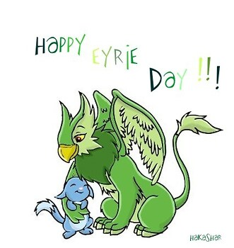 happy eyrie day!