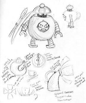 RoboTEA Defender 3000x