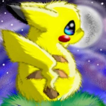 ! Furry Pikachu