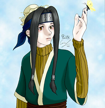 A pure hearted ninja. Remembering Haku