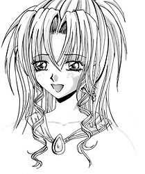 *Manga Girl*