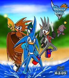 Rai's Heroes!