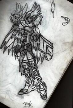 'Falcomon