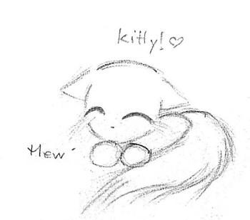 Kitty! ^^