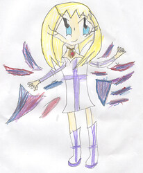 Colette from ToS(Tales of Symphonia)