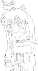 My Charry for the Inuyasha series