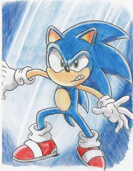 snazzy sonic