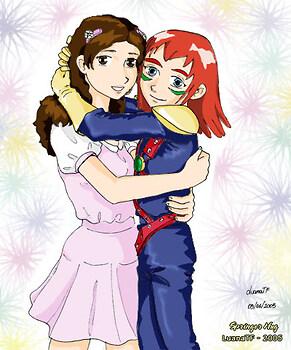 """Springer Hug"" - Me and Atlas"