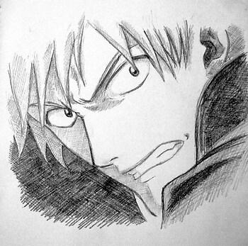 Ichigo Sketch 2