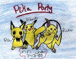 . Pika Party .