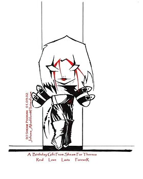 The Crow - Chibi Edition