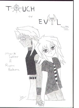 ~Touch Of Evil~ Marik & Bakura