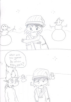 The thing about snowmen...