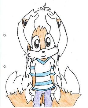 Bakura Fox (CUTE!)