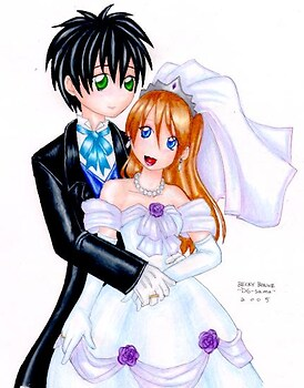 Chibi Wedding