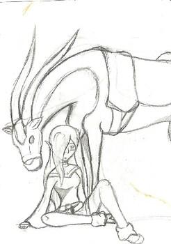 Akina sketch