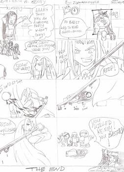 Sephiroth vs. Kenny