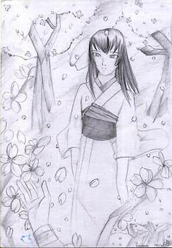 Arisu, Sakura no Onna no Ko