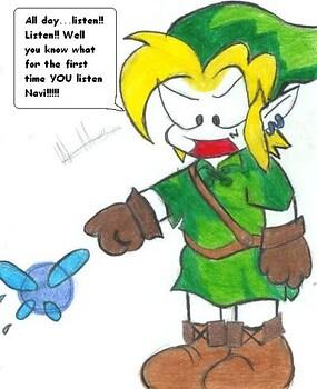 Link's breakdown