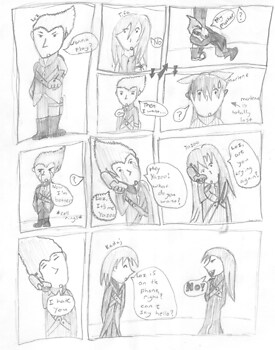 Sibling Rivalry (chibi) part 2