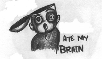 Ate My Brain