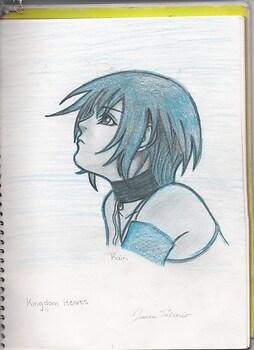 Kairi! The Blue Fairy
