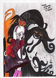 Naive Princess and Shadow