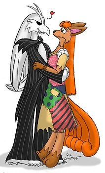 Jack and Sally Pokemorphs