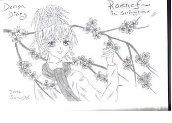 Raenef~In Springtime