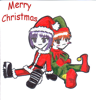A Fruity Christmas- Kyo and Yuki