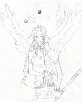 Aeris, Angelic Warrior