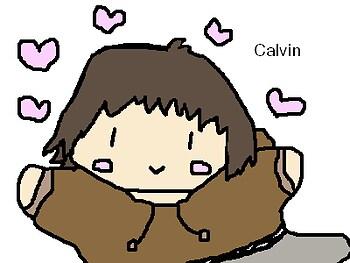 Calvin Scribble