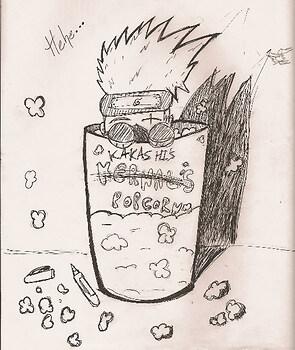 Kakashi's Popcorn ^_^