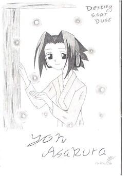 ::Asakura Yoh-Destiny Stardust::