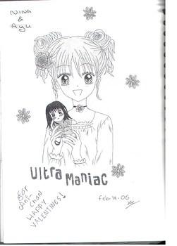 Nina & Ayu *Saeki Annika art trade*