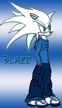 Blaze the Hedgehog