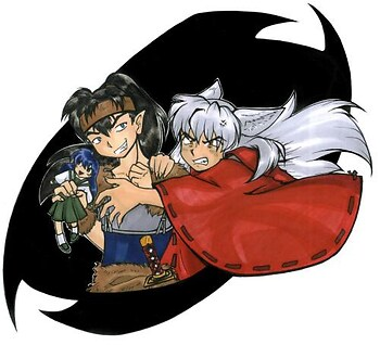 Inuyasha's Chew Toy
