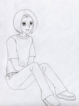 Kieran (sketch)