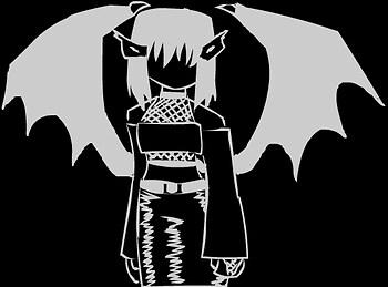 Gothic Bishie - Tahlyn