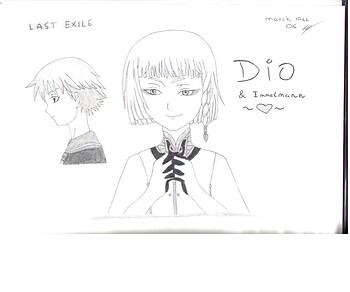 Dio & 'Immelmann' ^^