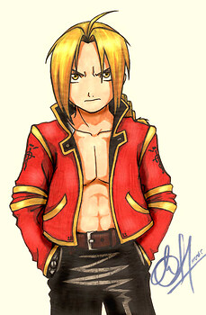 + FMA: Edo's New Look +