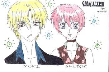 Gravitation-Yuki & Shuichi