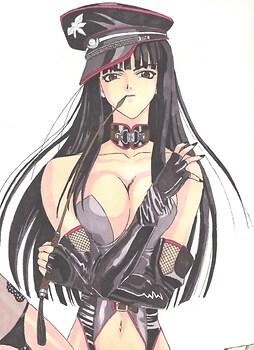 Mistress Motoko