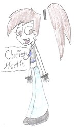 Christy Martin New Style Colored