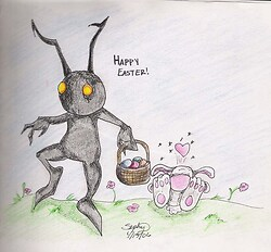 The Easter Heartless