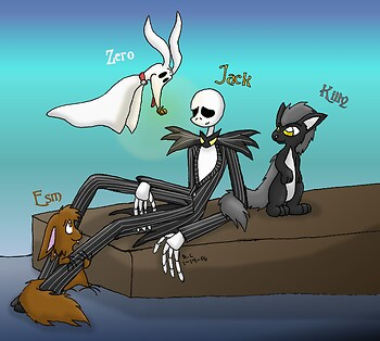 Jack and his Furry Friends