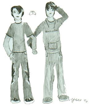 """""""CJ+Derek"""""""